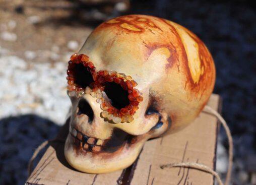 """31 Skulls """"Treasure Skull"""""""